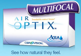 Air Optix Aqua MultiFocal [MFL]