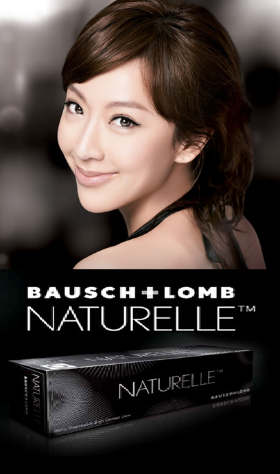 Bausch & Lomb NATURELLE Cosmetic Lenses