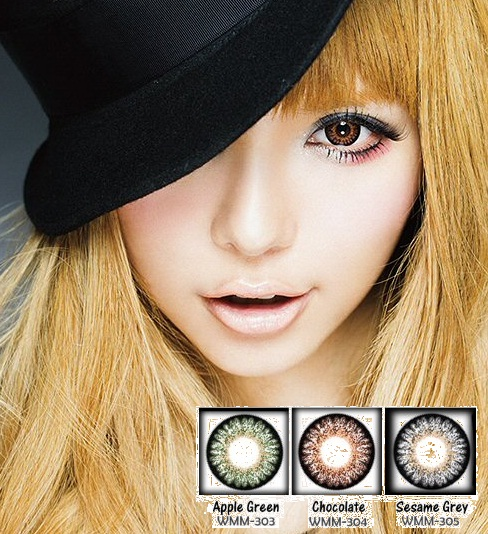 GEO Princess Mimi Color Circle Lens WMM-30 series