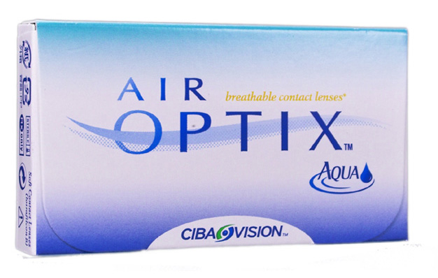 Air Optix Aqua [CA2]