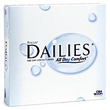 Focus Dailies With All Day Comfort 90 Pack