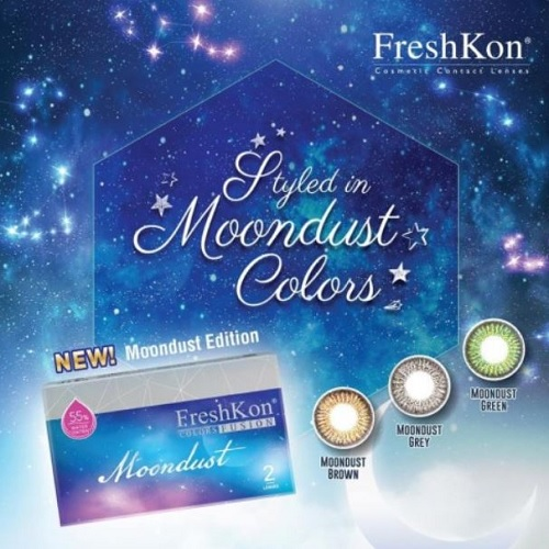 FreshKon Colors Fusion Moondust series