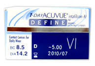 1 Day Acuvue Define Vivid